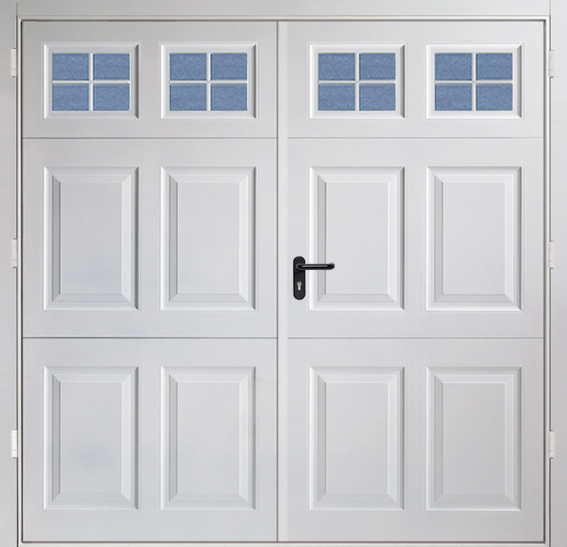 Garage Door Anglesey Lr Nash Windows Ltd
