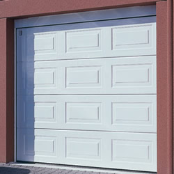 garage door sectional
