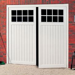 Garage Door Anglesey - LR Nash Windows Ltd.