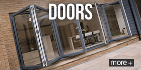 uPVC, Composite Security and BiFold doors from LR NASH