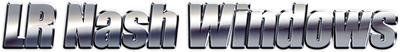 LR Nash Windows Ltd Logo