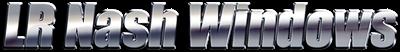 LR Nash Windows Ltd Logo