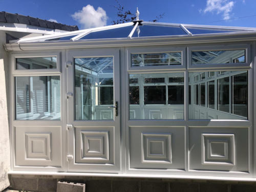 quality replacement conservatories north wales