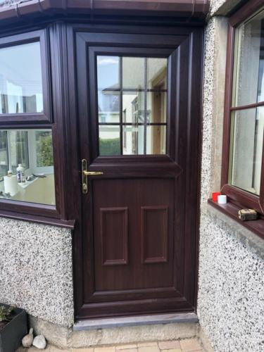 quality replacement doors anglesey