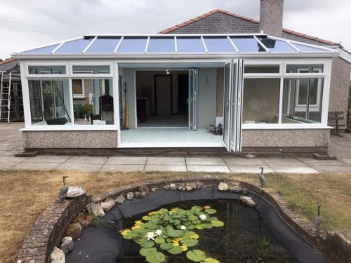 replacement conservatories anglesey